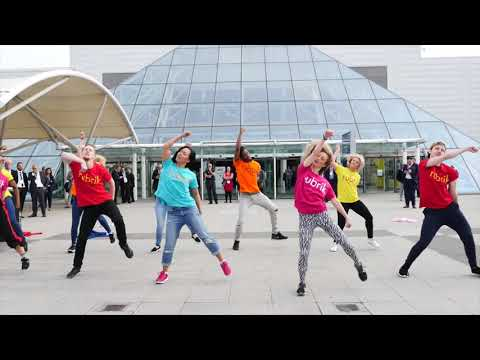 Flash Mob At ExCel London - Bringing Trade Shows To Life!