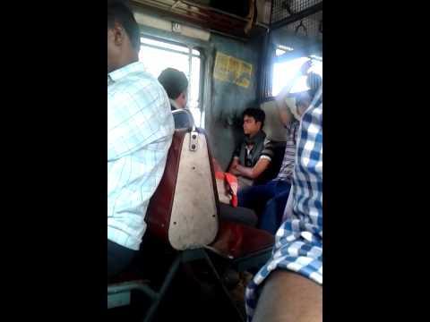 Best Video For The Howrah Burdwan Local Train.