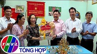 Lãnh đạo tỉnh Vĩnh Long tặng quà tết Hội người khuyết tật, bảo trợ trẻ mồ côi và bệnh nhân nghèo