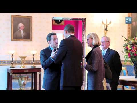 White House Surprises:Behind The Scenes