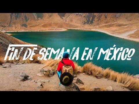 Qué hacer un FIN DE SEMANA en CDMX y alrededores | MARIEL DE VIAJE
