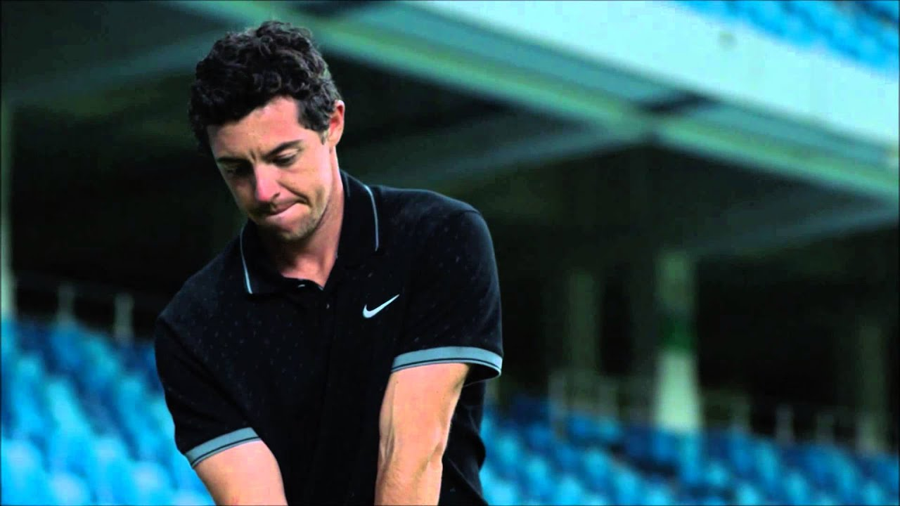 fdc5146d0379 Nike Lunar Control 4 Golf Shoes - Rory McIlroy Teaser - YouTube