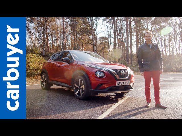 Nissan Juke 2020 in-depth review - Carbuyer
