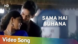 Sama Hai Suhana (HD) | Pyaar Zindagi Hai (2001) | Kumar Sanu Hits | Hindi Romantic Song