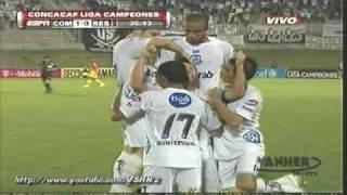 Comunicaciones vs Real España 2-0 [17/09/09] Concacaf Liga de Campeones