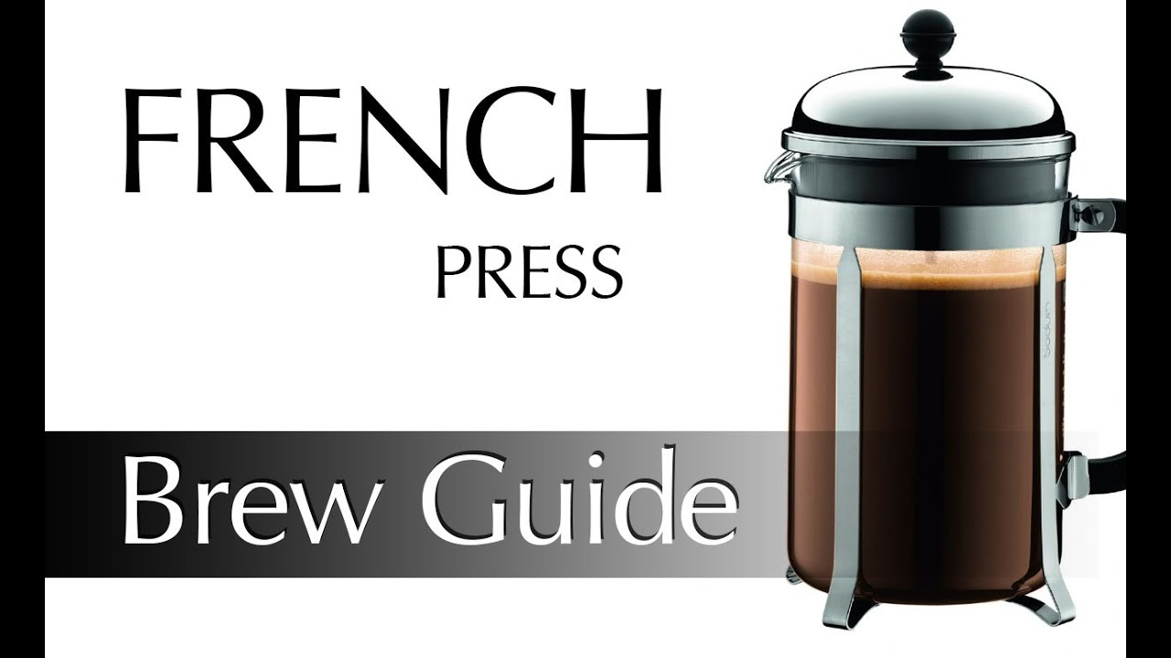 french press brewing guide using bodum chambord youtube. Black Bedroom Furniture Sets. Home Design Ideas