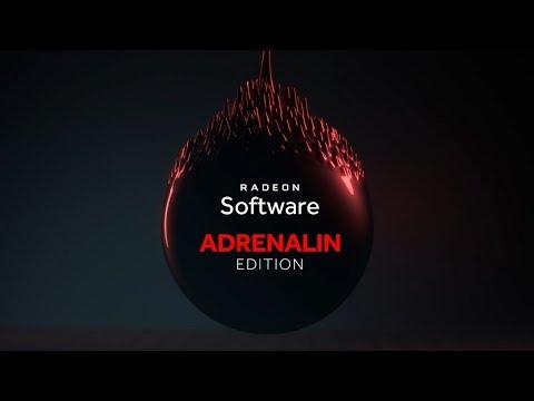 AMD Radeon Adrenalin Edition - Performance Monitoring