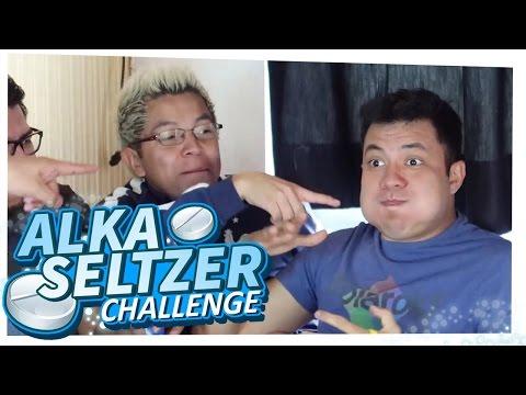Alka Seltzer Challenge // W2MCREW