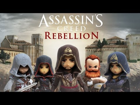 НОВЫЙ ХИТ НА МОБИЛКУ? Assassin's Creed: Восстание thumbnail