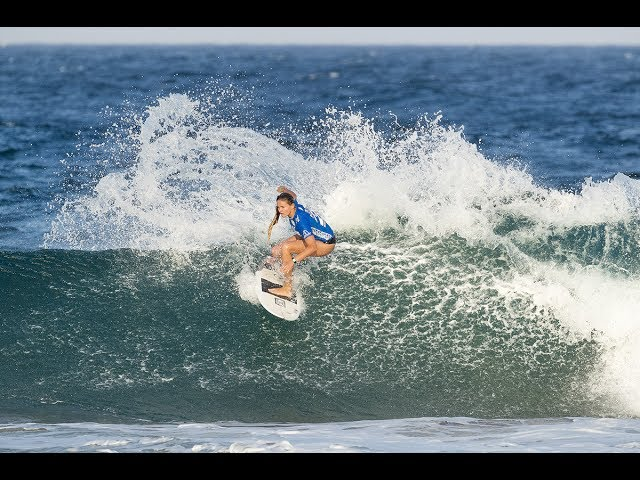 The Ballito Pro Presented by Billabong- Womans WQS1000 highlights
