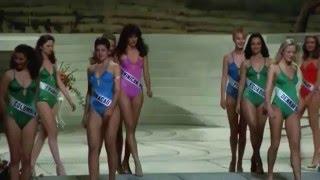 세계의 미녀들 ( Nun 1980s, Miss Universe beauty pageant )