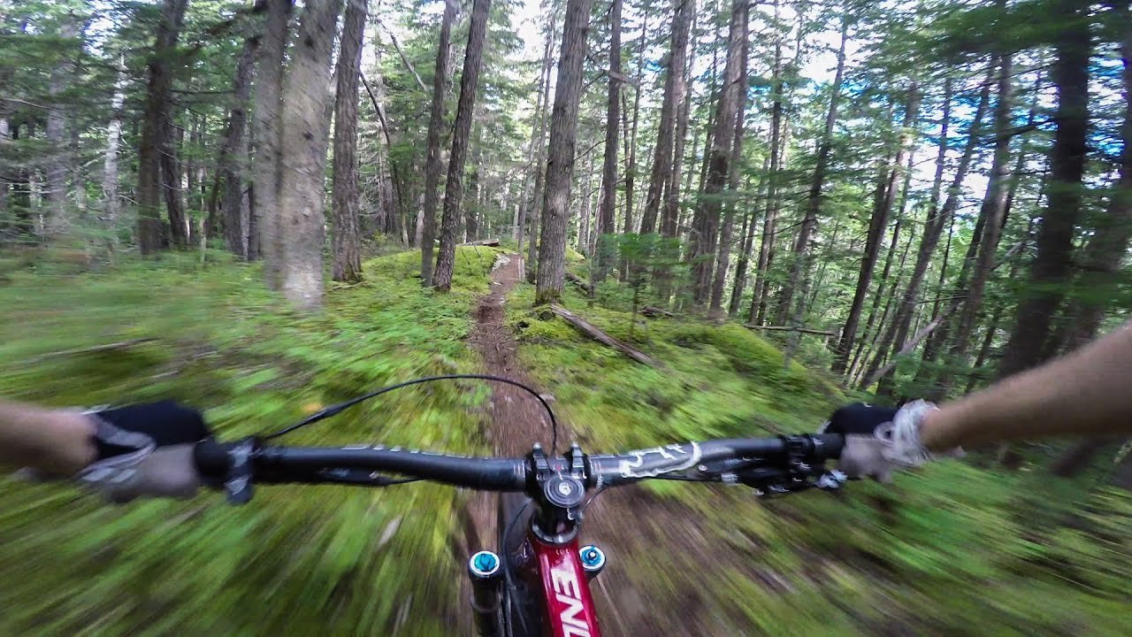 GoPro: Steve Storey - Trail Boik Time - Bike