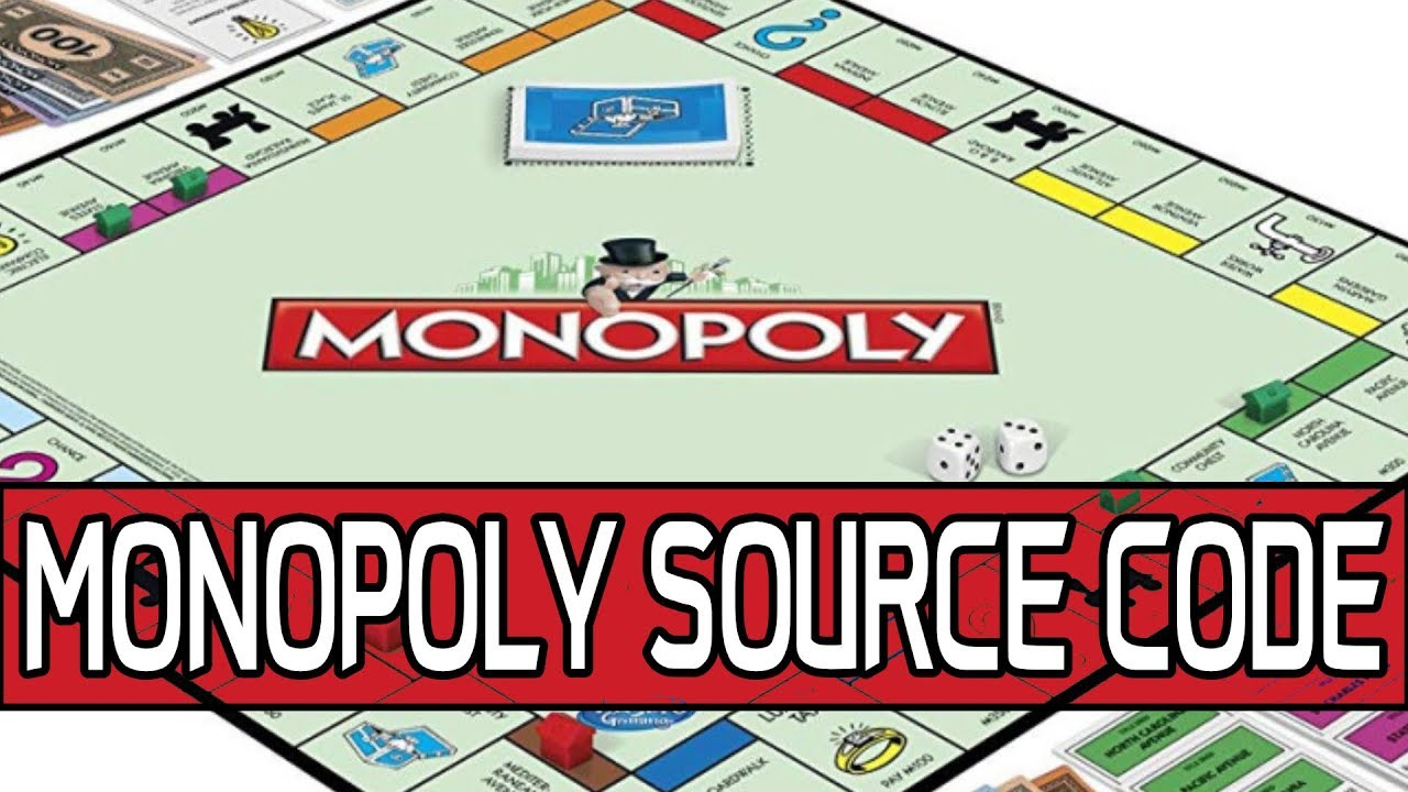 Monopoly C++ Source Code Released