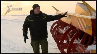 Военное обозрение (24 01 2017) Уборка снега