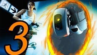 Прохождение Portal 2 — Глава 3: Возвращение