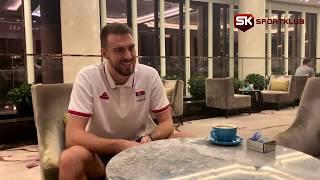 Marko Gudurić za Sport Klub o Reprezentaciji, Željku Obradoviću, NBA ligi    SPORT KLUB KOŠARKA
