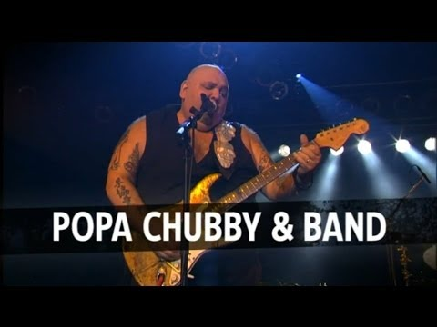 Popa Chubby & Band | Live at Leverkusener Jazztage 2011 | Rockpalast full concert