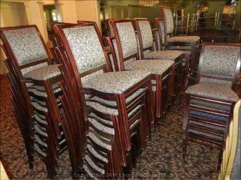 Hillcrest Golf Country Club Auction Restaurant Bar Furniture Decor