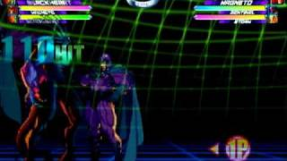 MvC2 - Blackheart Explored - Part1