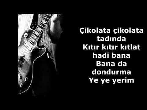 Ismail Yk - Çikolatam(Karaoke,Lyrics)