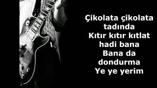Ismail Yk - Çikolatam(Karaoke,Lyrics) Resimi