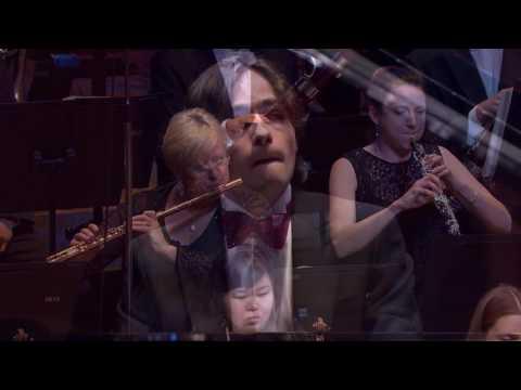 Arseny Tarasevich-Nikolaev Rachmaninov 2nd Piano Concerto Sydney 2016