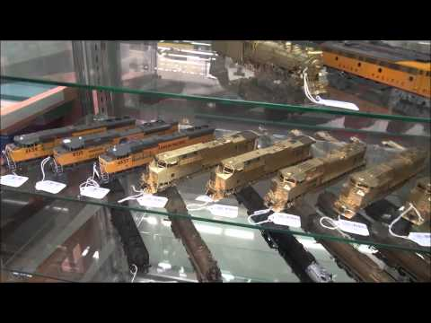 World's Largest Model Train Store Guinness Book – Caboose Hobbies