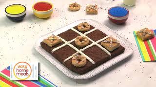 Edible Tic Tac Toe Video