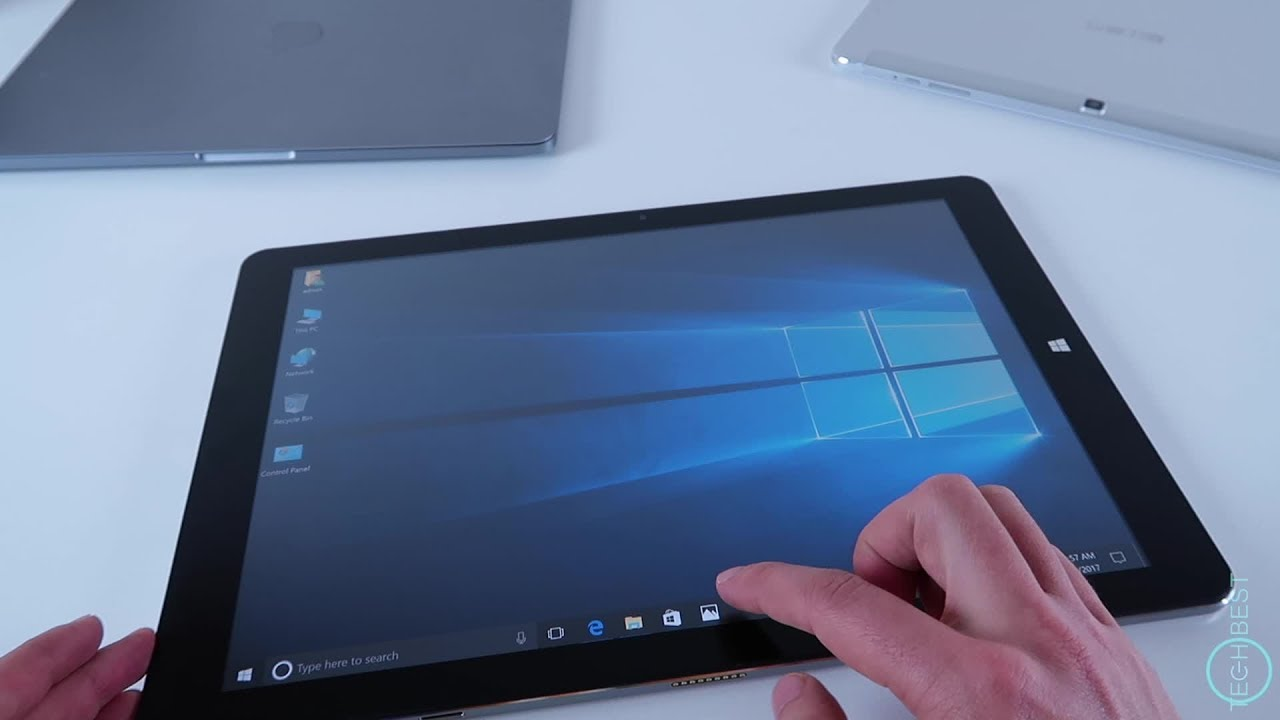 Chuwi Hi13 Review Best Cheap Windows 10 Tablet Youtube