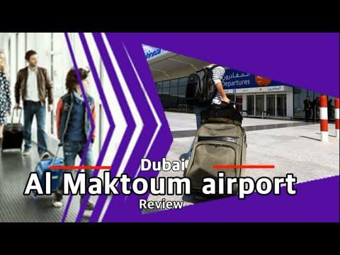 Transit Dubai Al Maktoum Airport Arrival & Departure Аэропорт Дубаи Аль Мактум Прибытие и Отъезд DWC