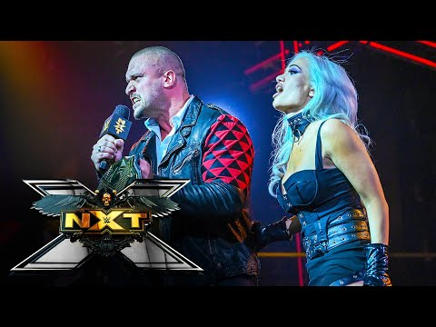 Karrion Kross declares his rule over NXT: WWE NXT, April 13, 2021