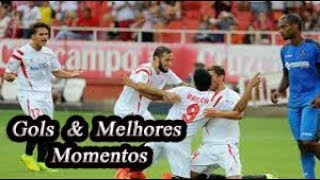 Sevilla x Getafe - Gols & Melhores Momentos - Campeonato Espanhol #04
