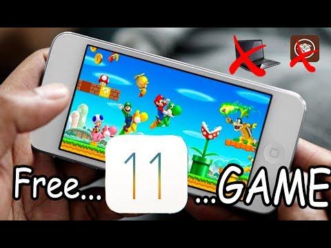 НОВЫЙ способ NDS4iOS скачать игры на iOS10.3.2 / iOS 11 - БЕСПЛАТНО!!! БЕЗ Jailbreak, БЕЗ компьютера
