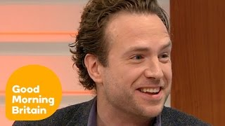 Rafe Spall On His New Film The Big Short And Racism At the Oscars | Good Morning Britain