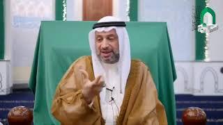 السيد مصطفى الزلزلة - حادثة تصدق أميرالمؤمنين علي بن أبي طالب عليه السلام بالخاتم