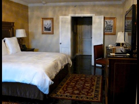 Hotel Mazarin King Deluxe Room Tour