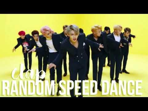 SEVENTEEN - CLAP | Random Speed Dance Challenge