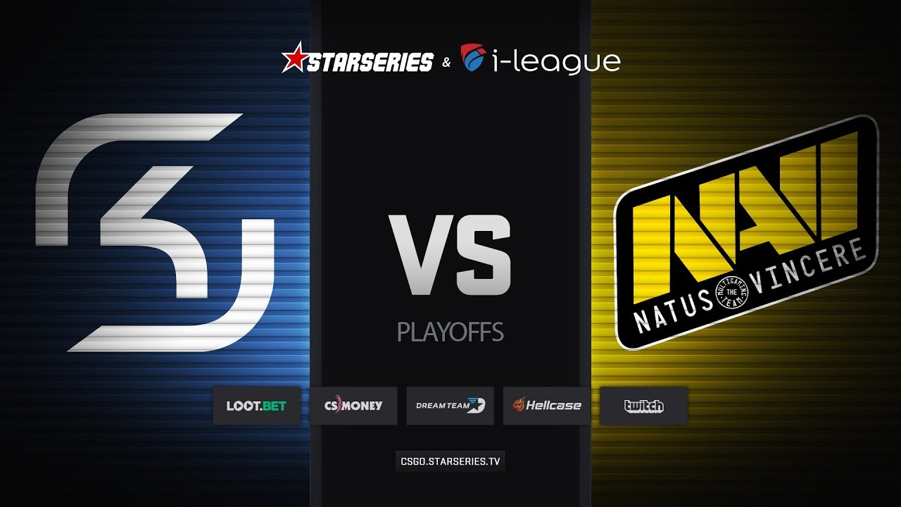 SK vs Natus Vincere, map 3 mirage, StarSeries i-League Season 5 Finals