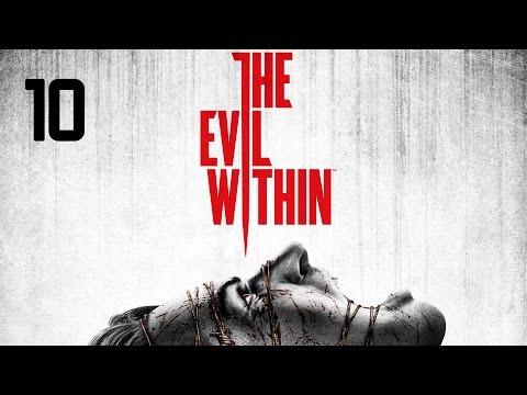 Прохождение The Evil Within — Часть 10: Сами не свои
