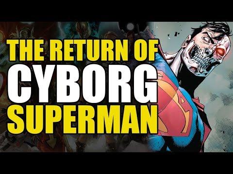 Suicide Squad Rebirth Vol 3: The Return Of Cyborg Superman