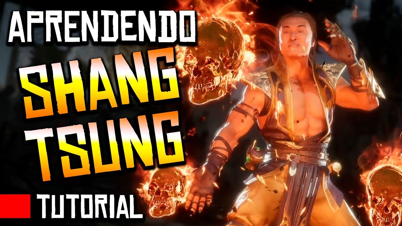 Tutorial Shang Tsung - Mortal Kombat 11 - YouTube