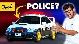 Download These are the most Unique Cop Cars from around the World! | WheelHouse Mp3 and Videos