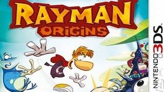 Rayman Origins Gameplay {Nintendo 3DS} {60 FPS} {1080p}
