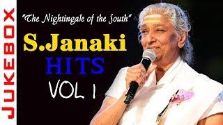 S.Janaki Super Hit Tamil Songs Jukebox Vol 1
