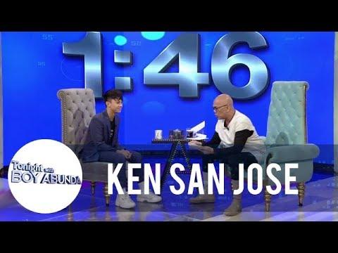 Fast Talk With Ken San Jose | TWBA