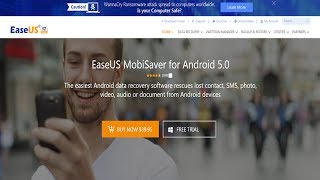 Recover Android Data Easily - With Ease US Mobisaver Recovery Software