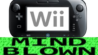 How the Wii aฑd Wii U is Mind Blowing!
