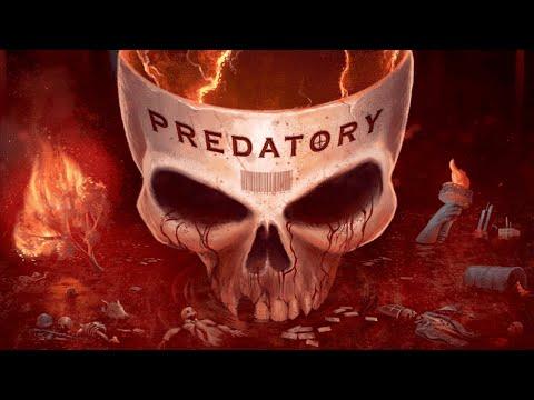 SCARS  -  Predatory  (Lyric Music Video)