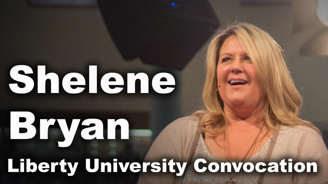 Shelene Bryan - Liberty University Convocation - YouTube