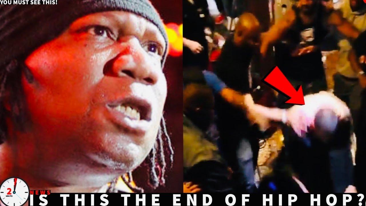 KRS-One PUT BOTH HANDS on Big Daddy Kane after VERZUZ Battle